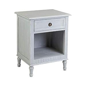 East at Main Adeline nightstand, Grey