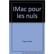 IMAC POCHE POUR LES NULS