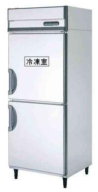 フクシマ  URD-081PM6  タテ型業務用冷凍冷蔵庫   B015ICLCEM
