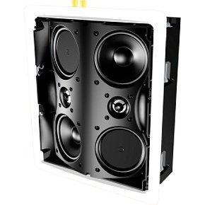 Definitive Technology In-Wall RSS II Referance Ceiling Surround/Wall Speaker (Single, White)