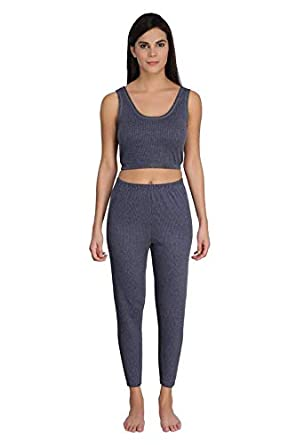 9e48c3dc3ec1 Selfcare Women's Thermal Set: Amazon.in: Clothing & Accessories