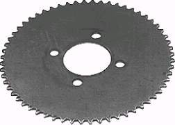 Rotary # 469 Go Kart Drive Sprocket For Universal # 35 Chain 60 Tooth 2