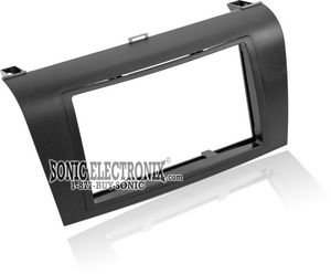 - Metra 95-7504 Double Din Installation Dash Kit for 2004-2009 Mazda 3 Install Kit