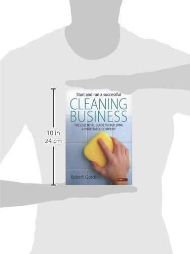 Start and Run a Successful Cleaning Business - size