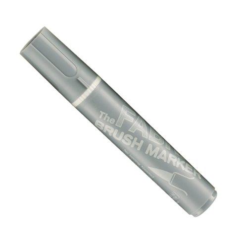 - Uchida 722-C-37 Marvy Fabric Brush Point Marker, Gray