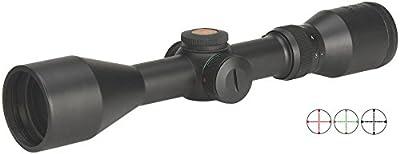 TRUGLO TruBrite XTREME Illuminated-Reticle Short Action Rifle Scope from Truglo