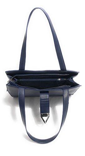 Valentino By Mario Valentino , Damen Schultertasche Blu/ Multicolor