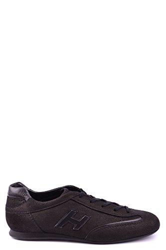 Hogan Sneakers Donna MCBI148237O Camoscio Nero