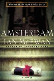 book cover of Amsterdam