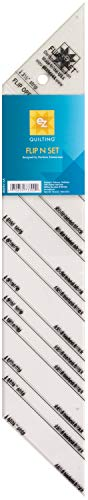 Simplicity Creative Group, Inc Simpli-EZ 8829414 Flip n Set Quilting Tool ()