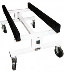 (PWC Shop Cart - Trailer Height (19