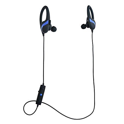 3.5mm Cute Noise Cancellation In-Ear Headphones (Blue) - 7