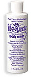 No Rinse Body Wash, 2 oz, 12 each/case, qty sold: 4 cases