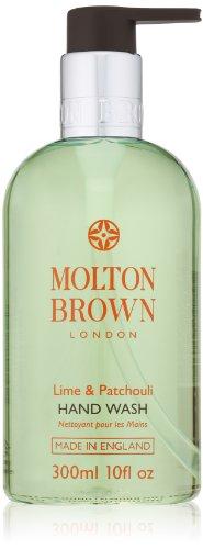 Molton Brown Hand Wash, Lime & Patchouli, 10 fl. oz.