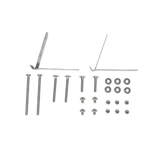 Extreme Max 3005.3386 Pontoon/Dock Ladder Mounting Hardware Kit