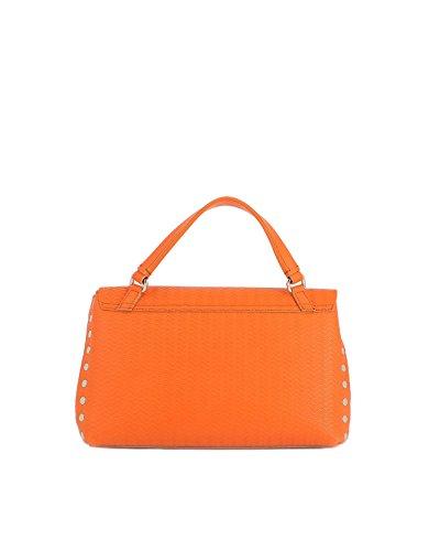 Zanellato Borsa A Mano Donna 61386004 Pelle Arancione