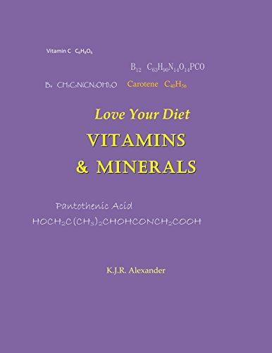 Vitamins & Minerals (Love Your Diet)