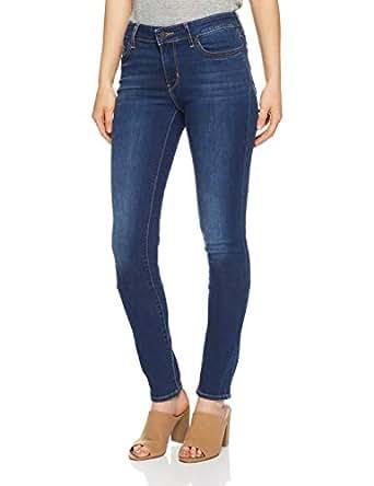 Levi's Women's 711 Skinny, Extra Mile, 24 32 Blue