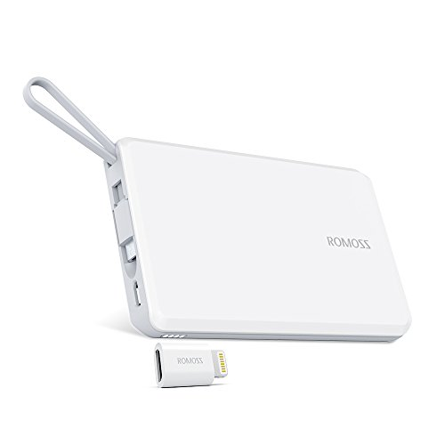 ROMOSS Portable Lightning Pocket Size Batteries product image