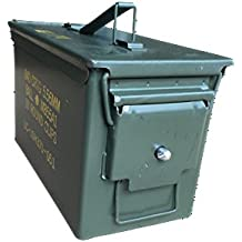 50 Cal ammo Can with Lock Kit Installed by ACM