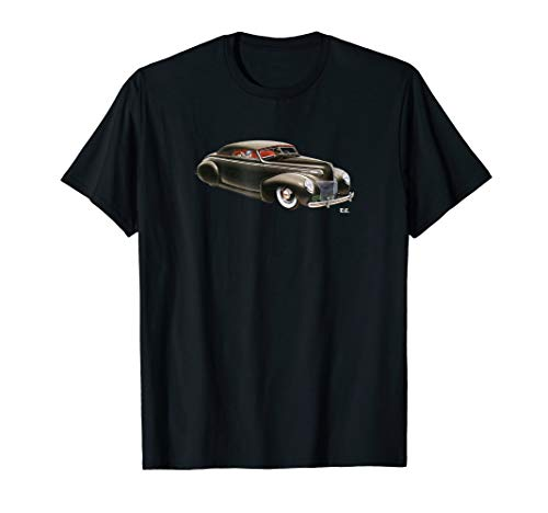 1939 - 1940 Mercury Convertible Coupe T Shirt