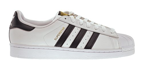 adidas Superstar Men's Shoes Running White FTW/Core Black c77124 (9.5 D(M) US) by adidas Originals