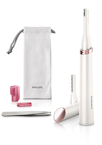 Philips HP6393/00 Satin Compact Body und Face Trimmer