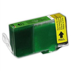 atible Canon Green Ink Jet BCI-6G for i9900, i9950 printers yld (Canon Bci 6 Green)