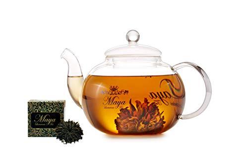 MAYA LUXURIOUS TEA Blooming Black, Pack of -