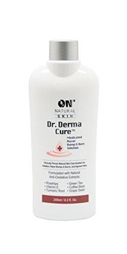Dr. Derma Cure Medicated Razor Bumps & Burns Solution (8.3 oz)