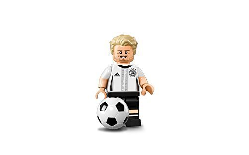 LEGO Germany DFB German Soccer Team Minifigures - Andre Schurrle No. 9 (71014)