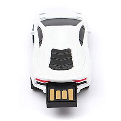 16GB USB 2.0 Car Model Flash Drive Memory Stick Storage Pen U Disk - Drives and Storage USB Flash Drives- 1x USB 2.0 Flash Drive by Unknown