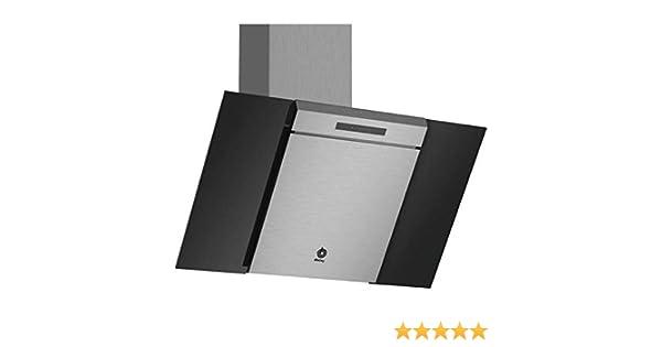 Balay 3BC587GX - Campana (670 m³/h, Canalizado/Recirculación, A, A, D, 58 dB): 387.15: Amazon.es: Grandes electrodomésticos