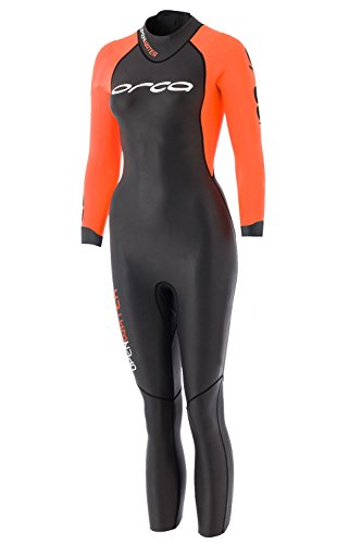 Orca Women's Open Water Fullsleeve Wetsuit - - Wetsuit Women Triathlon