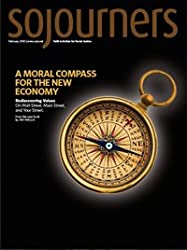 Sojourners Magazine: Faith in Action for Social Justice (February 2010 - Cover: Moral Compass, Volume 39 / Number 2)