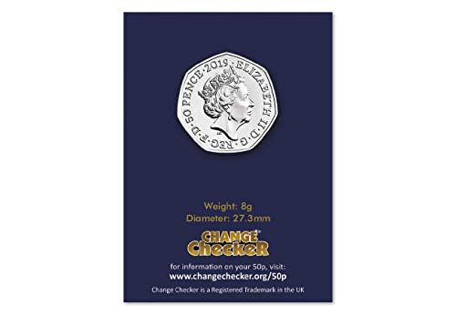 Change Checker 2019 UK Wallace and Gromit CERTIFIED BU 50p