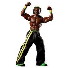 WWE Elite Collection Kofi Kingston Figure Series #4