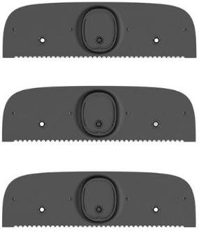 hi-tech-global 3 pcs cuchillas de repuesto de alta calidad para ...