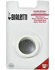 Bialetti Reservdelar till Tätning för Kaffebryggare, Svart, 6.5 x 6.5 x 0.3 cm
