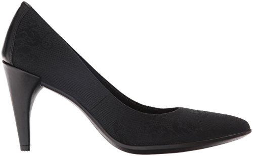 Ballerina Femme Pointy Noir Shape Escarpins Ecco black Enq60SEw