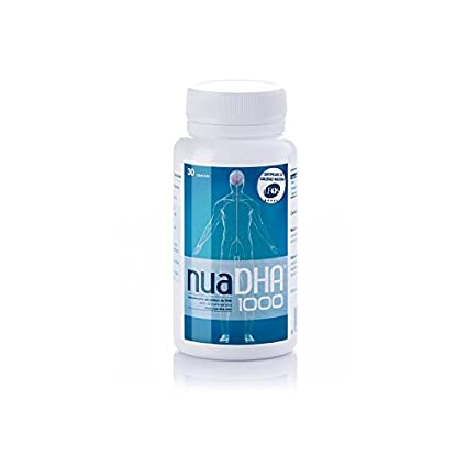 Nua Dha 30 cápsulas de 1000 mg de Nua
