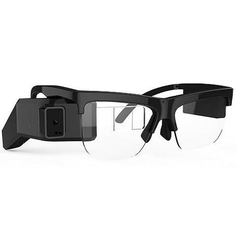 Optinvent ORA-1 Augmented Reality Smart Glasses Developer Kit (High Megapixel Phone)