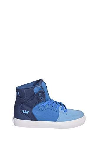 Mens Supra Gradient III Skytop White Blue Shoes FdAqdwxr8