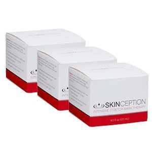 Skinception Intensive Stretch Mark Therapy (3 Pack) by Skinception