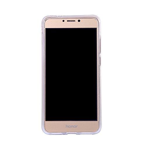 Per Cover Glitter Ultra Perfect Resist Lite P8 Robusto In Anguria Bonroy Paraurti 2017 Luxury Bling Sottile Huawei Custodia P Scratch Gel Sparkle 2017 Case Tpu Fit aXqwOUPpn