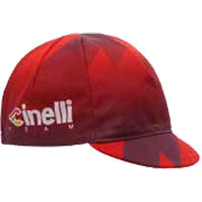 急流放射能制限チネリ 2018 Team Cinelli Racing Cap