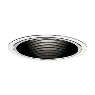 Phenolic Baffle Trim (Lytecaster Basic Baffle Reflector Trim Finish: Black)