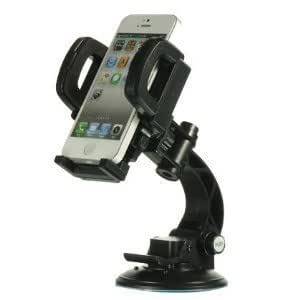 Cerhinu Importer520 Heavy-Duty Universal Car Mount Stand Holder For Samsung T528G (Net 10, Straighttalk)