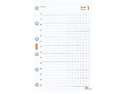 RECAMBIO AGENDA FINOCAM 603 ANUALIDAD -127X79 MM: Amazon.es ...