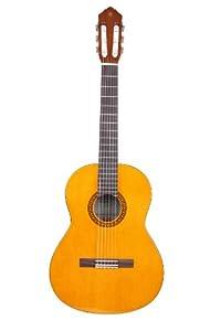 Yamaha CS40 7/8-Scale Nylon String Guitar - Natural